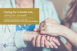 caring for a loved one brochure